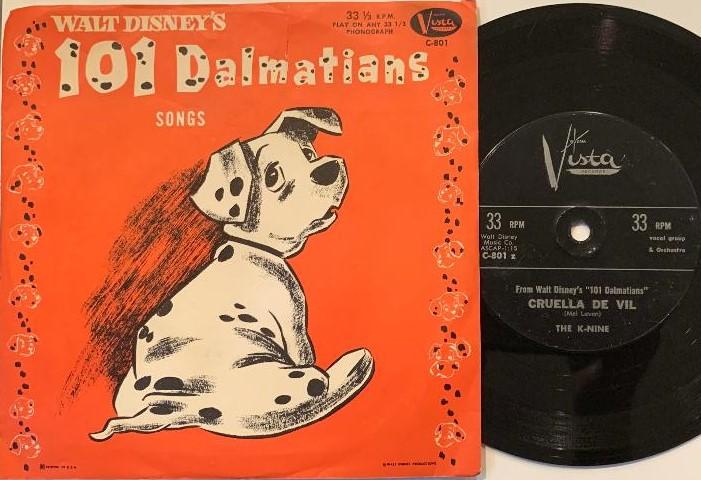 101 Dalmatians (Walt Disney)