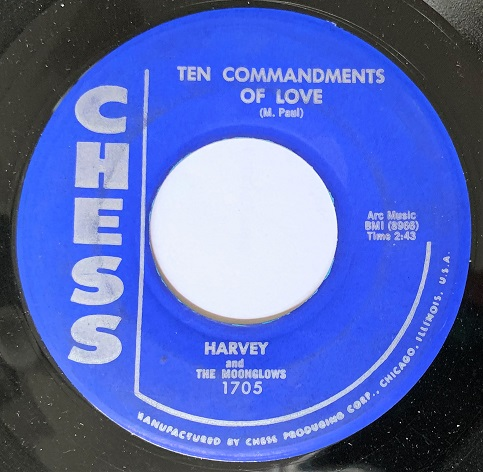Harvey & The Moonglows
