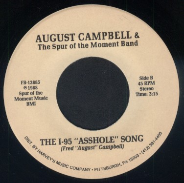 August Campbell & The Spur of the Moment