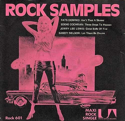 Rock Samples(Eddie Cochran)