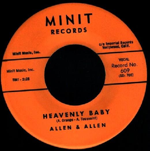 Allen & Allen (Toussaint)