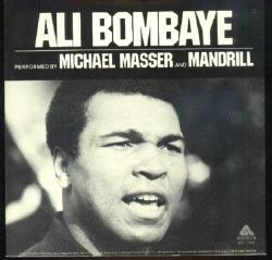 Muhammed Ali -Michael Masser & Mandrill