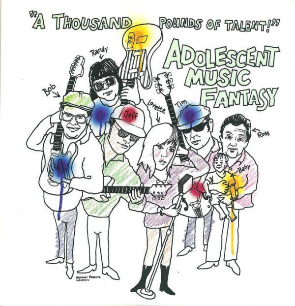 Adolescent Music Fantasy