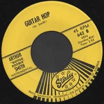 """Arthur """"Guitar Boogie"""" Smith"""