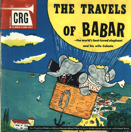 Travels of Babar(CRG)