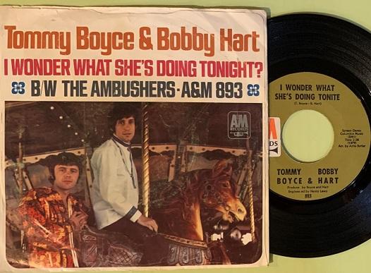 Tommy Boyce & Bobby Hart
