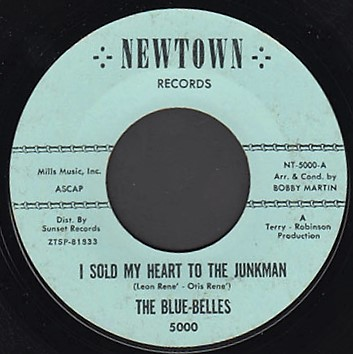 Blue-Belles(Early Patti Labelle)