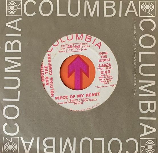 Big Brother & The Holding Company(Janis Joplin)