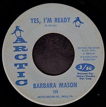 Barbara Mason
