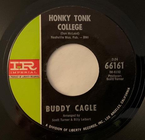 Buddy Cagle
