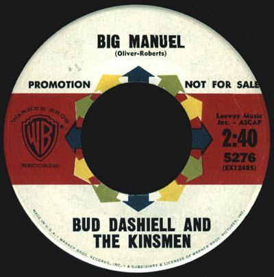 Bud Dashiell & The Kinsmen