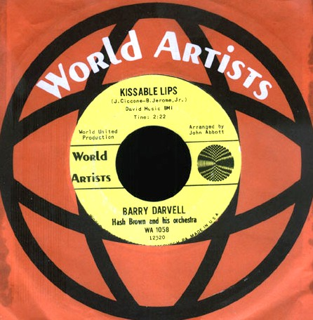Barry Darvell