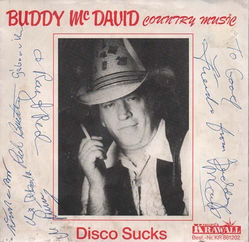 Buddy McDavid