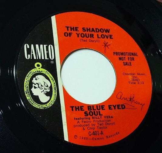 Billy Vera(Blue Eyed Soul)