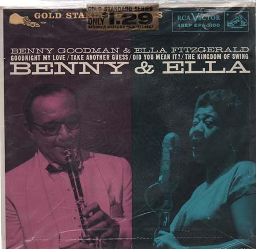 Benny Goodman & Ella Fitzgerald