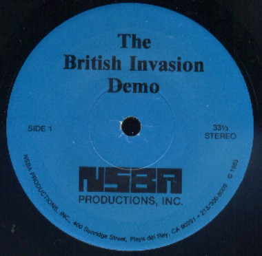 British Invasion Demo