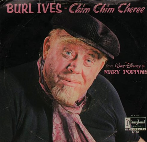 Mary Poppins(Burl Ives)