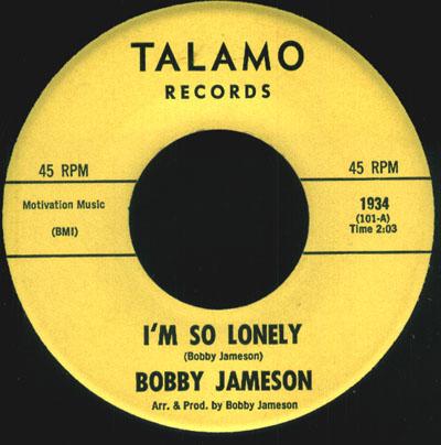 Bobby Jameson