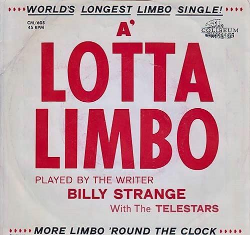 Billy Strange & The Telstars