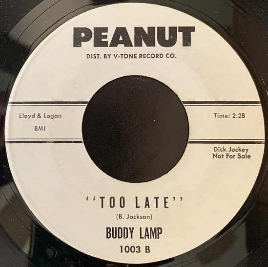 Buddy Lamp