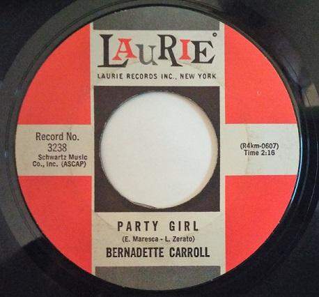 Bernadette Carroll
