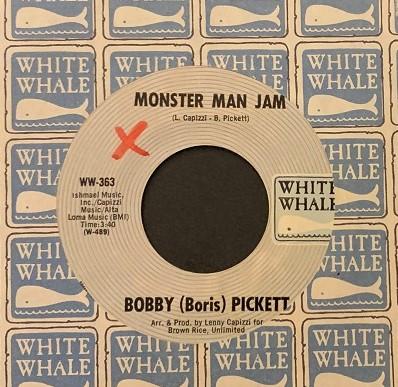 Bobby(Boris)Pickett