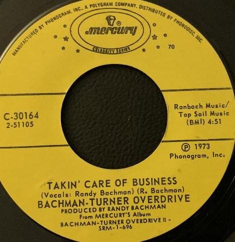 Bachman-Turner Overdrive(BTO)