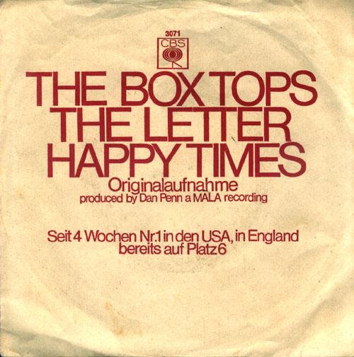 Box Tops(Alex Chilton)