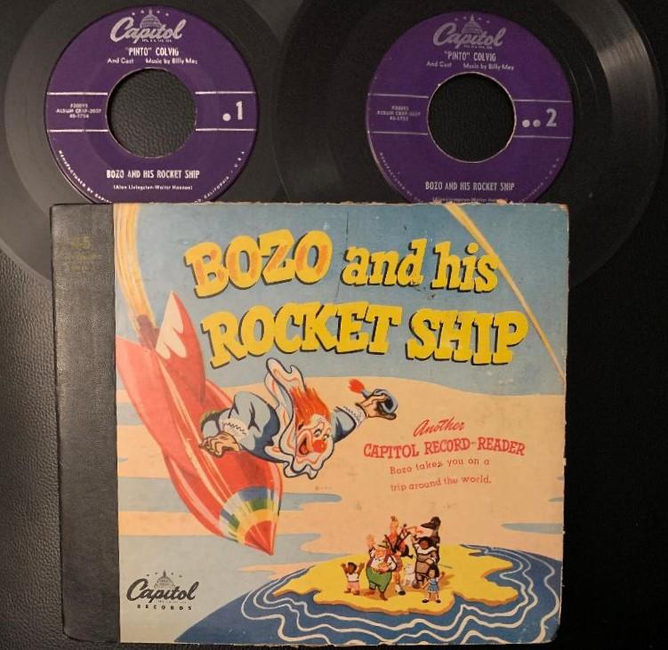 BOZO & His Rocket Ship