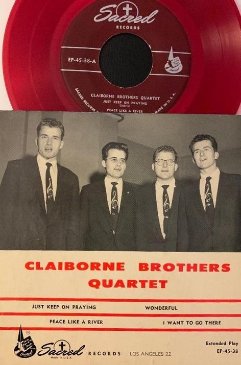 Claiborne Brothers Quartette