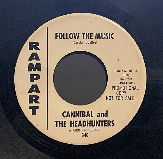 Cannibal & The Headhunters