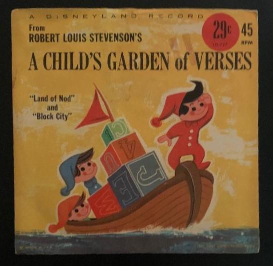 Disney's Child's Garden Of Verses