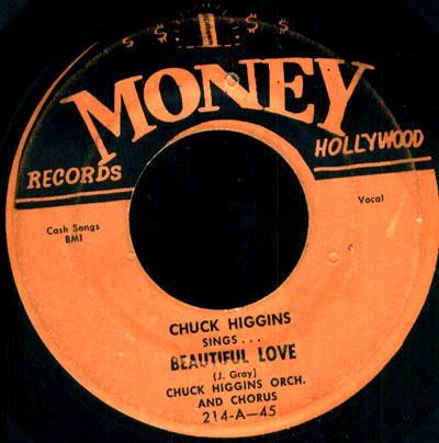 Chuck Higgins(w/group)
