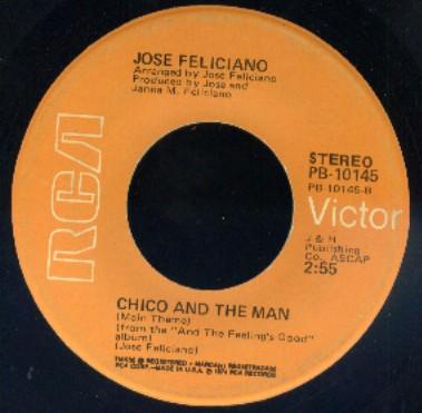 Chico & The Man TV Show Theme-  Jose Feliciano