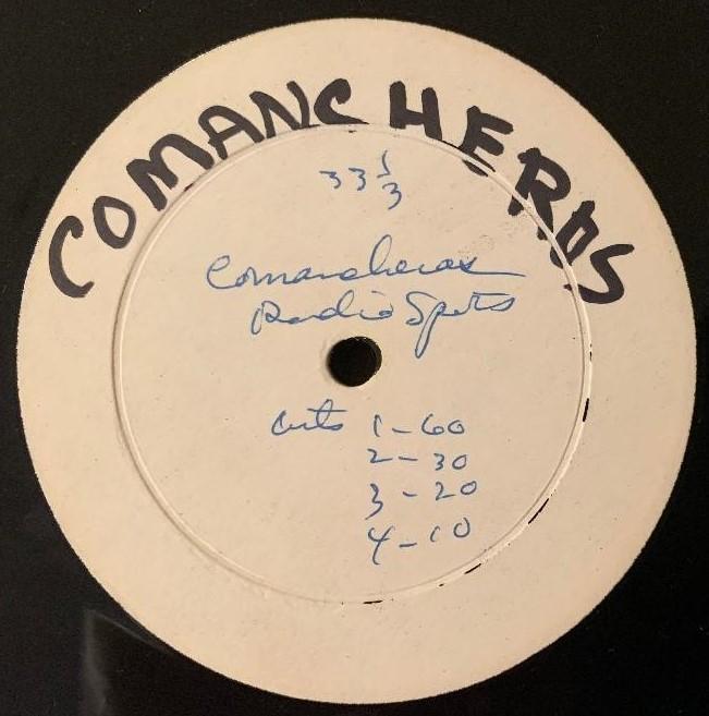 Comancheros(1961)
