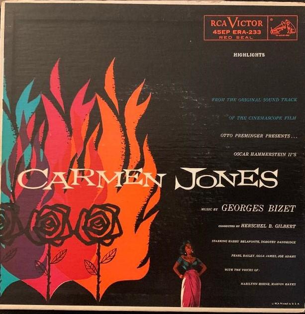 Carmen Jones By Georges Bizet