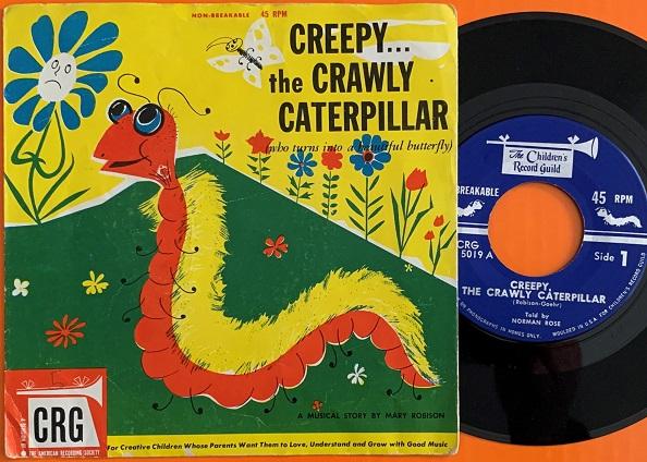 Creepy The Crawly Caterpillar