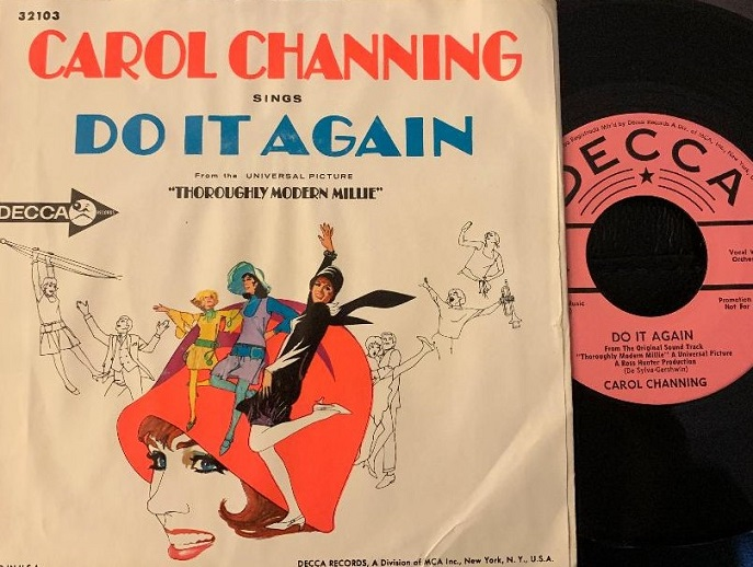 Thoroughly Modern Millie Carol Channing