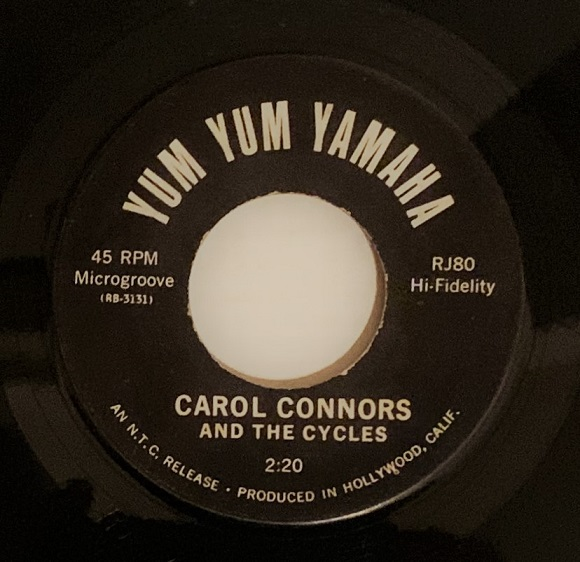 Carol Conners & The Cycles