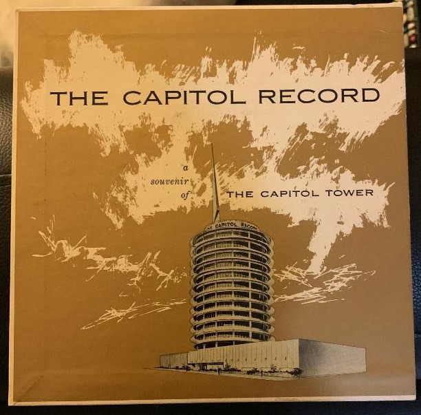 Capitol Records Promotional EP