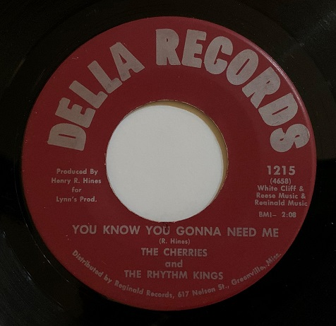 Cherries & The Rhythm Kings
