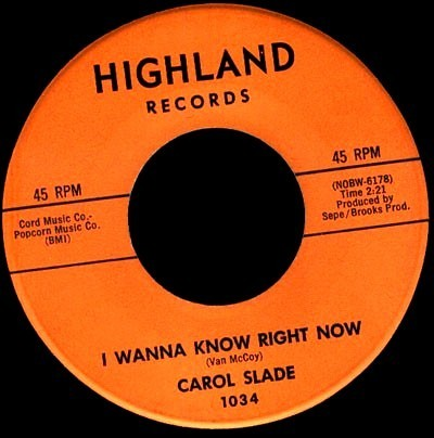 Carol Slade