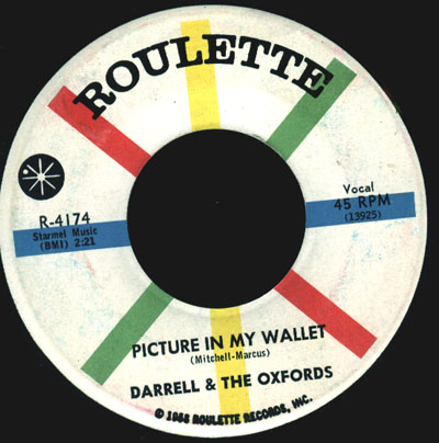 Darrell & The Oxfords (Tokens)