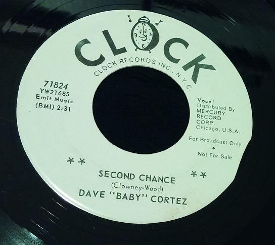 Dave ''Baby'' Cortez