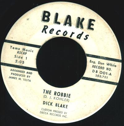Dick Blake