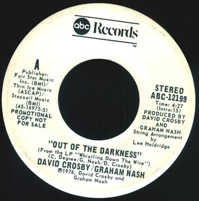 David Crosby / Graham Nash