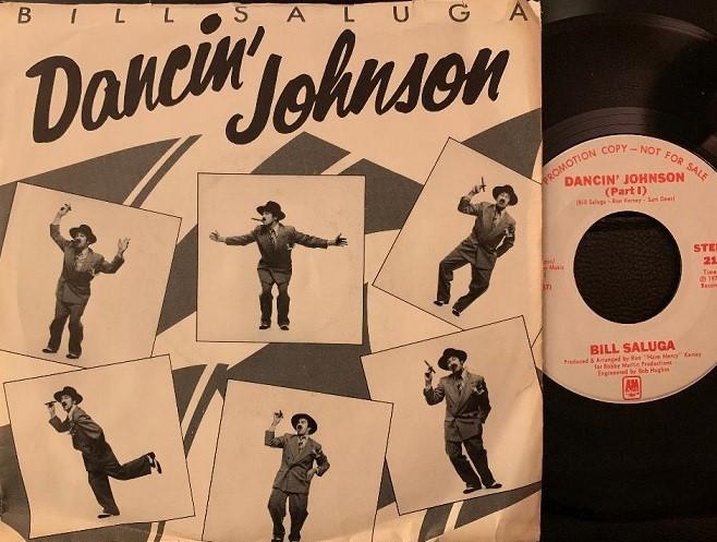 Bill Saluga(Dancin' Johnson)