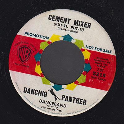 Dancing Panther
