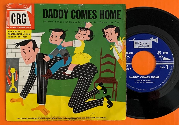 Daddy Comes Home