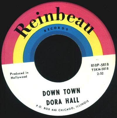 Dora Hall(the world's oldest teen)
